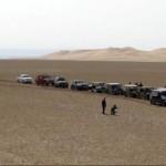 حاشیه ریگ جن و رالی صحرا اتومبیل