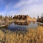 قلعه باستانی و روستای گرمه